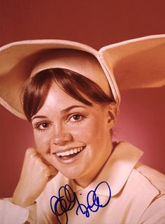 Sally Field .. The Flying Nun