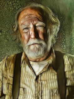 Hershel - The Walking Dead - Roy Pyper