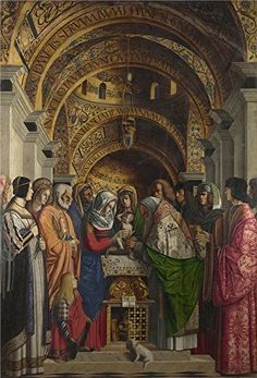 The High Quality Polyster Canvas Of Oil Painting Marco Marziale The Circumcision  size 24 X 35 Inch  61 X 90 Cm this High Quality Art Decorative Canvas Prints Is Fit For Bathroom Decor And Home Gallery Art And Gifts
