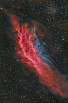 The California Nebula : Google +