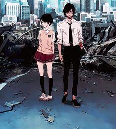 Terror in Resonance. Terror In Resonance, Character Development, Anime Artwork, Noragami, Death Note, Falling Down, Anime Comics, Haikyuu, Otaku