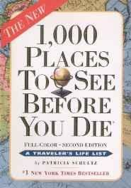 1000 Places to See Before You Die (1000... Before You Die Books) Library Binding ? 15 Nov 2011