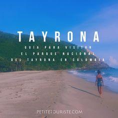 Guía para ir a El Tayrona, Colombia Koh Tao, Cinema, Beach, Water, Popular, Outdoor, Backpacking, Islands, Places To Visit