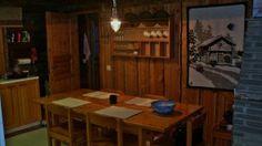 Nordic Adventures log cabin at Kemijärvi Poker Table, Civilization, Cabins, Hunting, Adventure, Furniture, Home Decor, Decoration Home, Room Decor