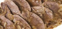 Beef Tongue Indad is a popular Asian Side Dish