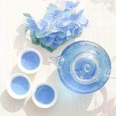 Light Blue Aesthetic, Blue Aesthetic Pastel, Aesthetic Colors, Aesthetic Food, Aesthetic Pictures, Everything Is Blue, Bleu Pastel, Alice Blue, Blue Food