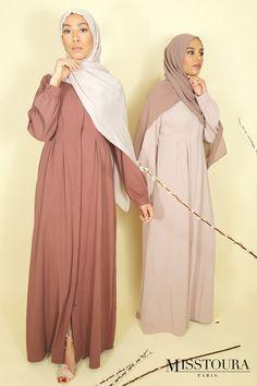 78af6ecf6db Combinaison hiver mauve vetement femme musulmane voilée boutique ...