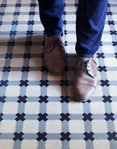 this carpet as a quilt; without the ugly feet in the middle, of course