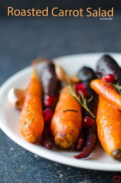 Roasted carrots, Carrots and Honey on Pinterest