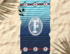 """██■PERSONALIZED■██ Item. Pls. leave me a comment & your email address for the Text you would like to have before purchase. Beach towel ~super comfy, oversized and unique art-designed Beach Towel.  Beach Towel Dimensions: 74""""x37"""". Bath towel available. Follow We~Ivy's Art BootH for more special #art #gift ideas for #holiday seasons or # birthday #party, to find great #home decors or stuff just to spoil yourself. Presents For Friends, My Themes, Website Themes, Good Cause, Ocean Beach, Email Address, Beach Towel, Unique Art, My Design"""