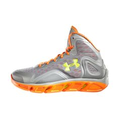 Under Armour Men's UA Spine Bionic Basketball Shoes