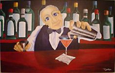 Bartender by ~AMZNFX on deviantART