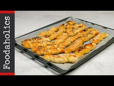 Αλμυρά κουλουράκια με ζύμη γιαουρτιού | Foodaholics - YouTube Chicken Wings, Healthy Snacks, Carrots, Health Fitness, Sweets, Cookies, Meat, Vegetables, Ethnic Recipes