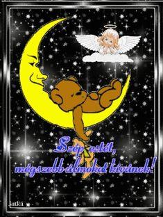 Osztva Funny Emoji Faces, Good Night, Fictional Characters, Figurative, Nighty Night, Fantasy Characters, Good Night Wishes