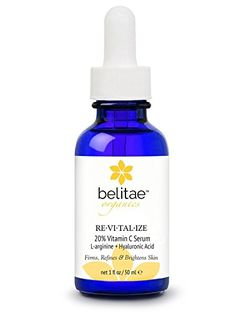 Vitamin C Serum by Belitae Topical Facial Serum for Face and Skin With Hyaluronic Acid 1 fl oz >>> Check out the image by visiting the link. #DarkSpotSkinProduct