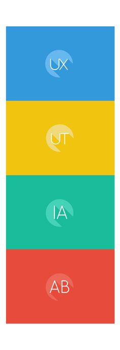 Long Shadow icons by Natalie Richardson, via Behance