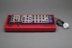 Swedish Clavia Nord Rack 2 Virtual Analog Synthesizer 240v European volt UK Plug #Clavia