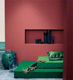 1000 images about begrippen complementair kleurcontrast on pinterest van door de and red green - Kleur warm en koud ...