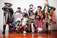 Son 26 majestuosos grupos de danzantes quienes derrochan gracia y arte al ritmo de la tunantada hasta el 25 de junio en la provincia de Jauja.