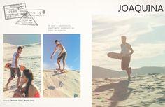 Joaquina. Se você é aventureiro, experimente sandboard nas dunas da Joaquina — em Florianópolis. http://www.econatural.ind.br/