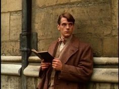 Jeremy Irons in Brideshead Revisited.