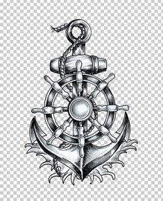Marine Tattoos, Navy Tattoos, Anchor Tattoos, Tattoos For Guys, Nautical Tattoos, Nautical Compass Tattoo, Mom Tattoos, Anker Tattoo Design, Compass Tattoo Design