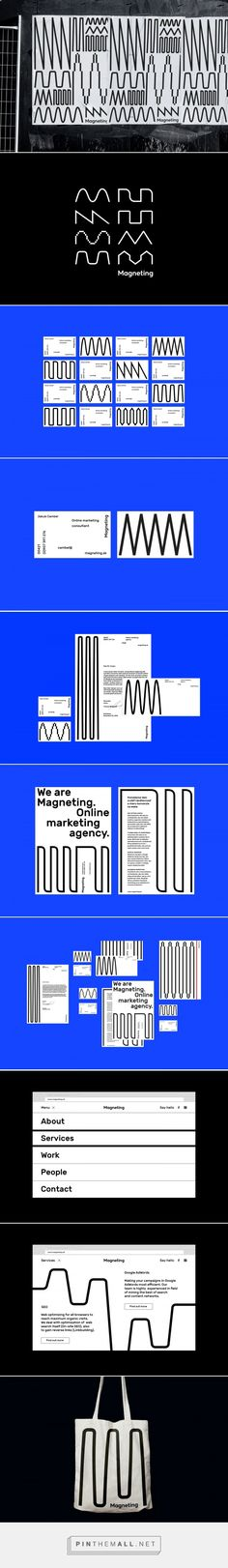 Magneting on Behance... - a grouped images picture - Pin Them All