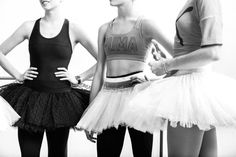 Pin for Later: Puma and New York City Ballet Team Up For Official Offstage Activewear