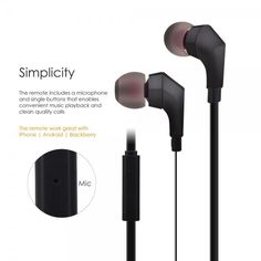 NOOTBUDS Premium Earphone with Mic [ND-002] | #cellphonegadgets #mobileaccessories www.nootworld.com