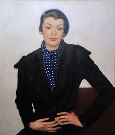 Portrait of Miss Watts, 1932 by Gluck