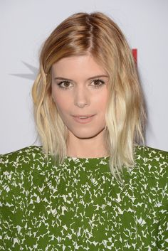 Kate Mara's soft ombre!! I love this and miss my short hair!
