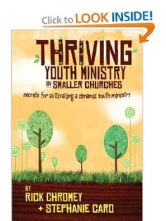 Thriving Youth Ministry for smaller churches