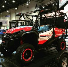 Custom Honda Pioneer 1000 Wheels & Tires | New 1000cc Honda UTV / Side by Side ATV / SxS Review - Pictures - Videos and more at www.HondaProKevin.com