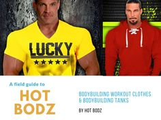 Are you searching for the bodybuilding T shirts online? Find some great deals from Hot Bodz Clothing Company and choose from a wide range of designs and color options. Bodybuilding Workout Clothes, Bodybuilding T Shirts, Field Guide, Clothing Company, Tshirts Online, Searching, Polo Ralph Lauren, Range, Hot