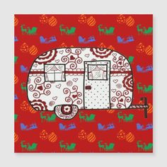 Little red camper Christmas camping smores ideas, backyard camping party, best camping recipes #travelmore #thewest #thesunsets, christmas decorations, thanksgiving games for family fun, diy christmas decorations
