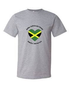 Men's Jamaican Pride T-Shirt - Find more Fun Tees at KiwiVineTees.com