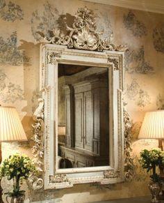 Gorgeous Victorian mirror