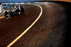 Monaco and Mercedes-Benz