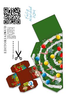 Recortable navideño 11