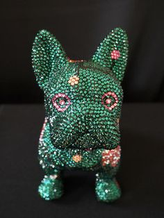 Piggy Bank, Dinosaur Stuffed Animal, Animals, Pink, Handmade, Kunst, Animales, Money Box, Animaux