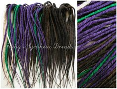 Filthy's synthetic Dreads - USA https://www.facebook.com/filthy.dreads