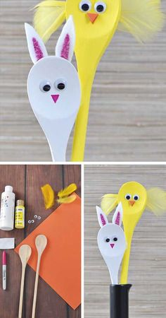 25+ Easy Easter Crafts for Kids to Make