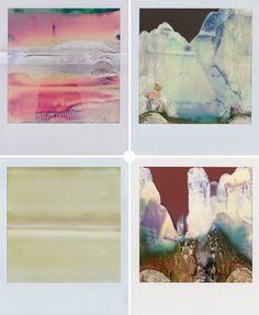 ruined polaroids are SO right. #inspiration