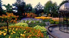 Butchart Gardens in Victoria, BC