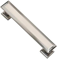elements naples bar pull satin nickel cabinet and furniture pulls rh pinterest com