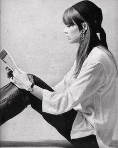 Jane Birkin || French icon, 60s