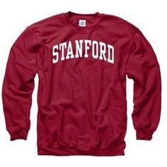 Stanford Cardinal Arch Crewneck Sweatshirt