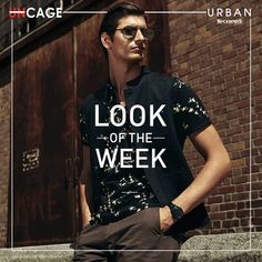 Get the look you deserve. It's time to Uncage Yourself with Blackberrys.