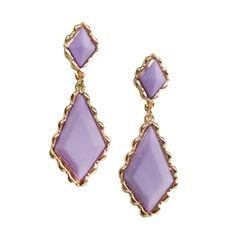 Lavender Chandeliers