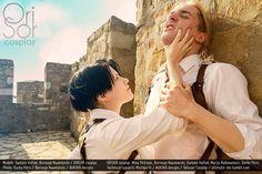OriSor Month / EruRi Week 02 - Delusor(Damien) Levi, BNaumovski(Borivoje/Ori) Erwin Smith Cosplay Photo - Cure WorldCosplay